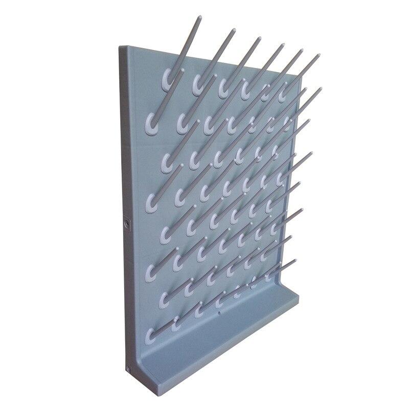 X001 تجفيف رف لوح تعليق البولي بروبلين اللون رمادي استنزاف رف ، 550 مللي متر * 440 مللي متر * 11.5 مللي متر-في معدات تعليمية من لوازم المكتب واللوازم المدرسية على  مجموعة 1