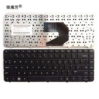 English Laptop Keyboard FOR HP 250 G1 255 G1 430 431 435 436 450 455 630