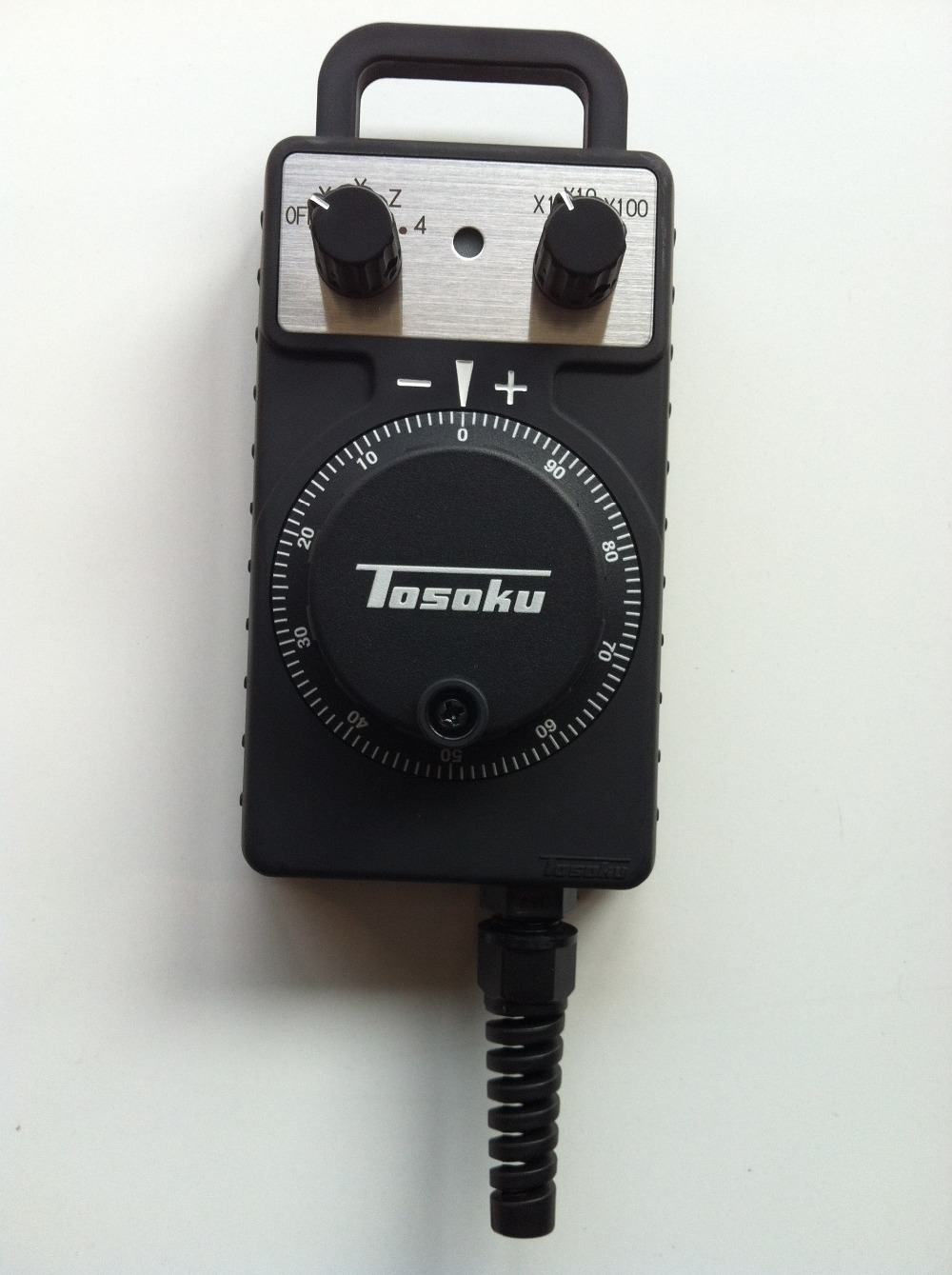 Brand new original authentic Japan TOSOKU East test HC121 HC115 electronic hand wheel / MPG / pulse generation