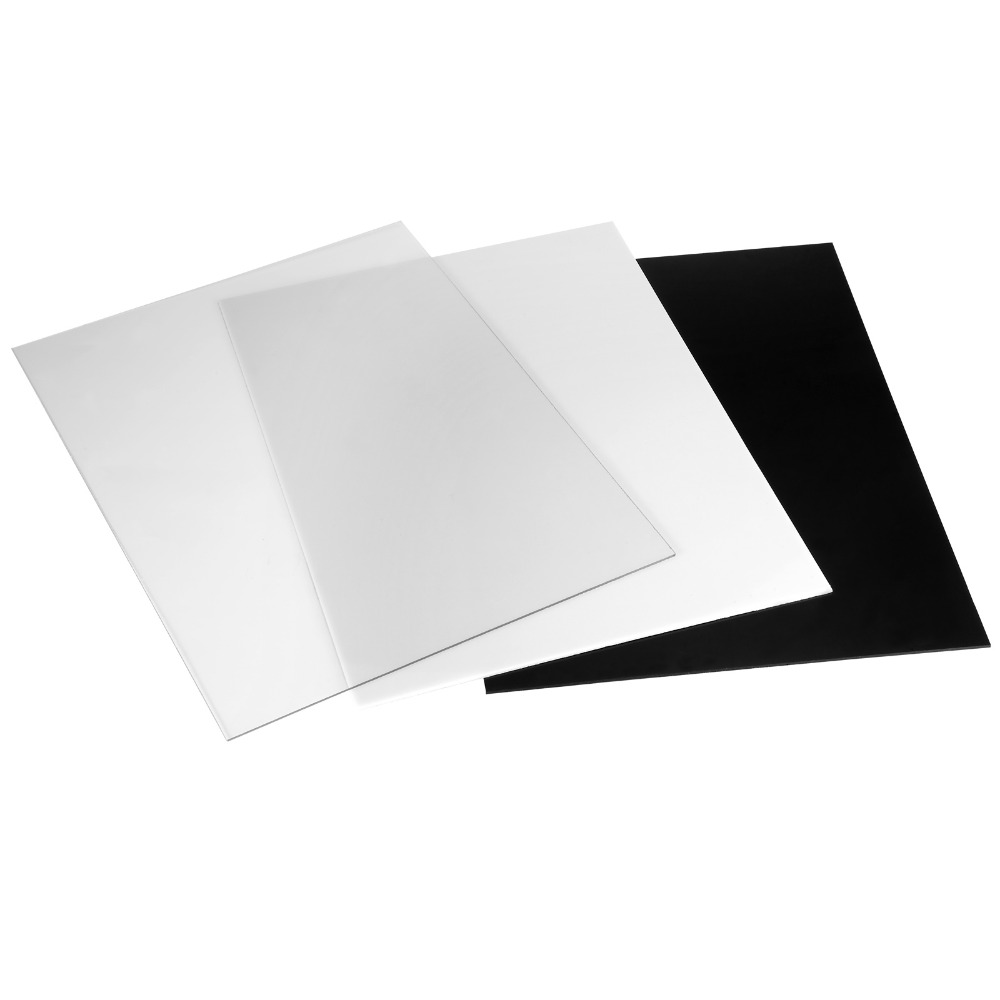 3pcs 30*40cm Photo Studio Photography Reflection Display Boards Translucent for Photography Shooting Fotografia Accessories|photography reflecter|photo studio|for photography - title=