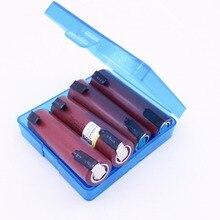 4PCS/lot Liitokala new HG2 18650 3000 mAh battery 18650HG2 3.6V discharge 30A, dedicated  batteries + DIY Nickel