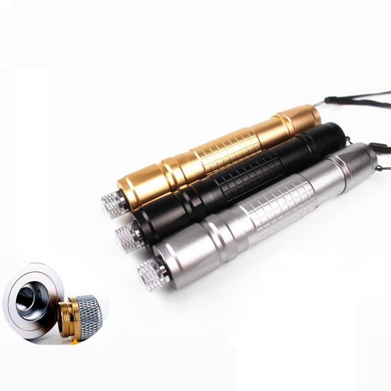 Prix pour Professionnel 532nm Laser Pointeur Étanche Haute Puissance Lazer Brûler Présentateur 305 Pointeur Laser + Chargeur Sans Batterie