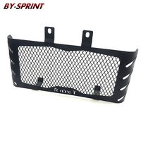 Motorcycle R9T Accessories Black Radiator Guard Grille For BMW R Nine T R1200R 2013 2018 Oil Cooler Protection Cover