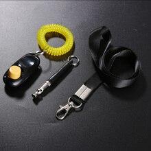 Ultrasonic Pet Dog Training Whistle Copper