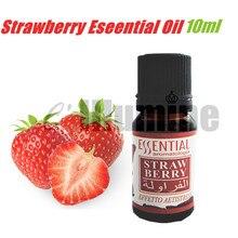 Pure Natural Strawberry Compound Essential Oil  Massage Moisturizing replenishment Aromatheropy  Spa Beauty Salon 10ml