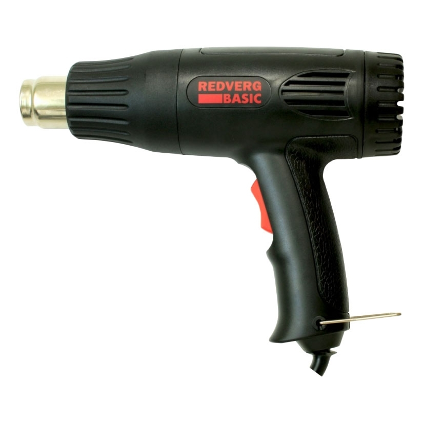 The Hairdryer technical RedVerg Basic HG2000 technical hairdryer zubr ft p1800 to