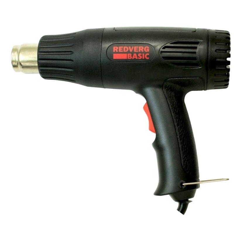 The Hairdryer technical RedVerg Basic HG2000 цена
