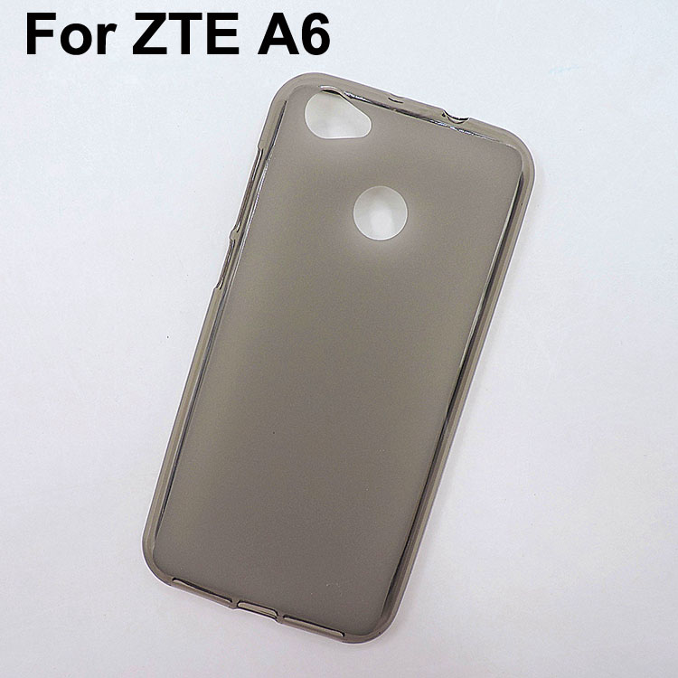 Buy for zte blade a6 soft tpu case fundas for zte a6 silicon cover skin back - Fundas zte ...