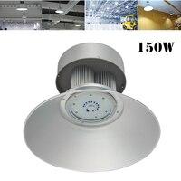 2 ADET GERUITE 150 W LED Yüksek Defne Endüstriyel Işık 2835 SMD 85-265 V Fabrika Aydınlatma Için Fabrikalar mayın Depolar Tavan Işıkları