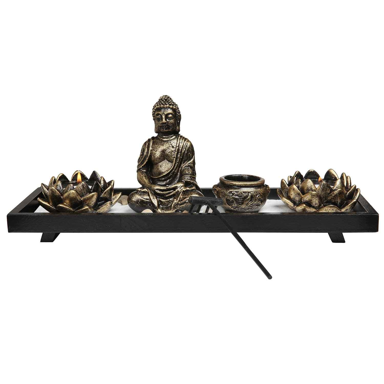 home the gold decor in box product statue menta buddha statues