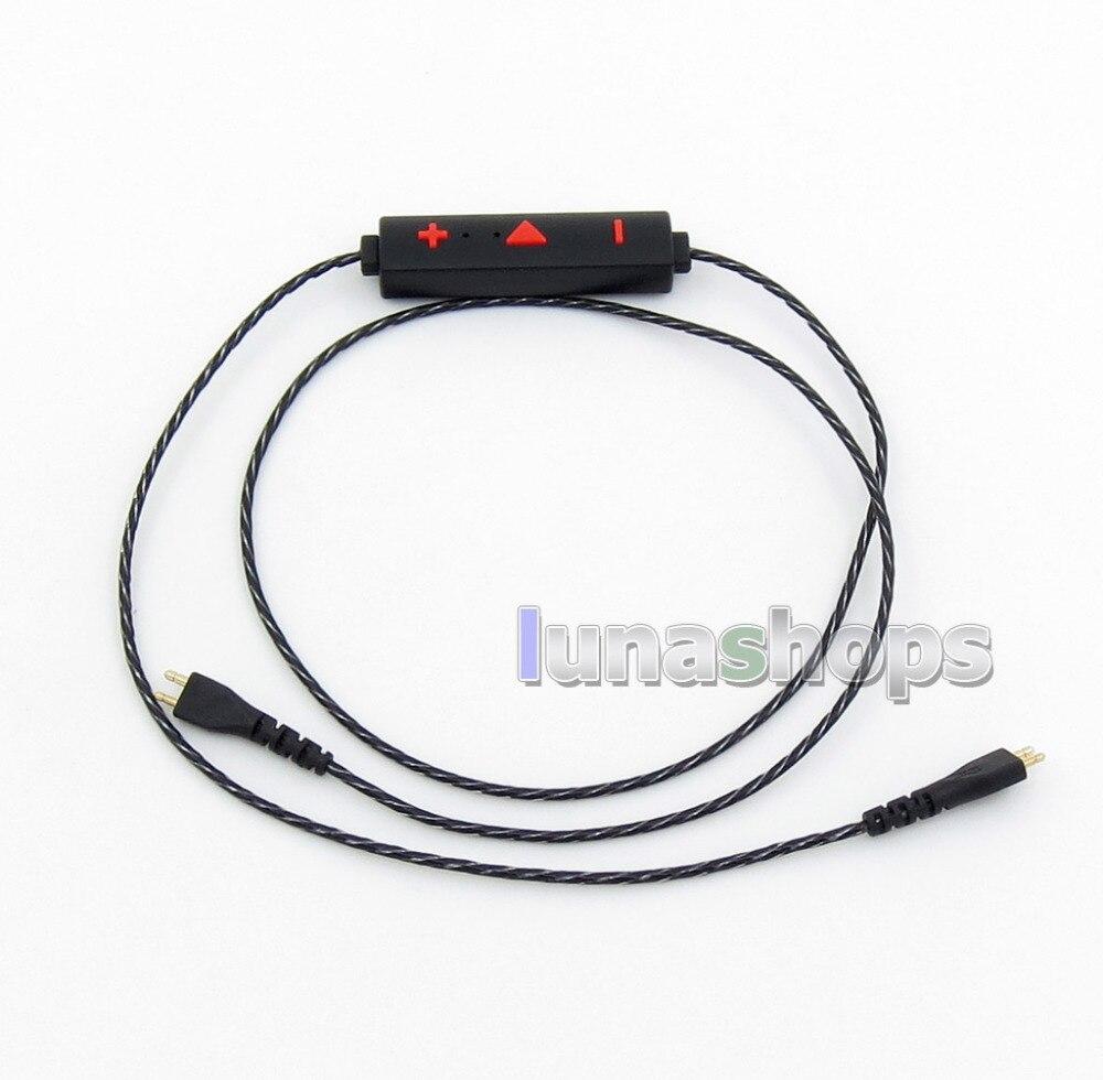 Bluetooth Wireless Audio Wireless Earphone Cable For Senheiser HD25 HD 25-1 HD25-1 II HD25-13 HD25-C LN005860