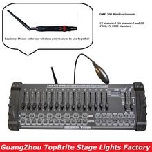 2020 transporte rápido 1 pçs/lote DMX 200 controlador sem fio dmx 512 dj dmx console equipamentos para festa de palco casamento evento iluminação