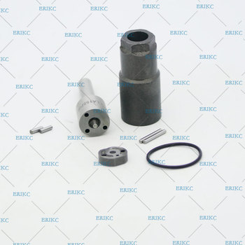 ERIKC Fuel Injector 6791 D28-001-801+C Repair Kits Nozzle DLLA155P1090 093400-9640 Valve Plate 36# for Injection 095000-6790