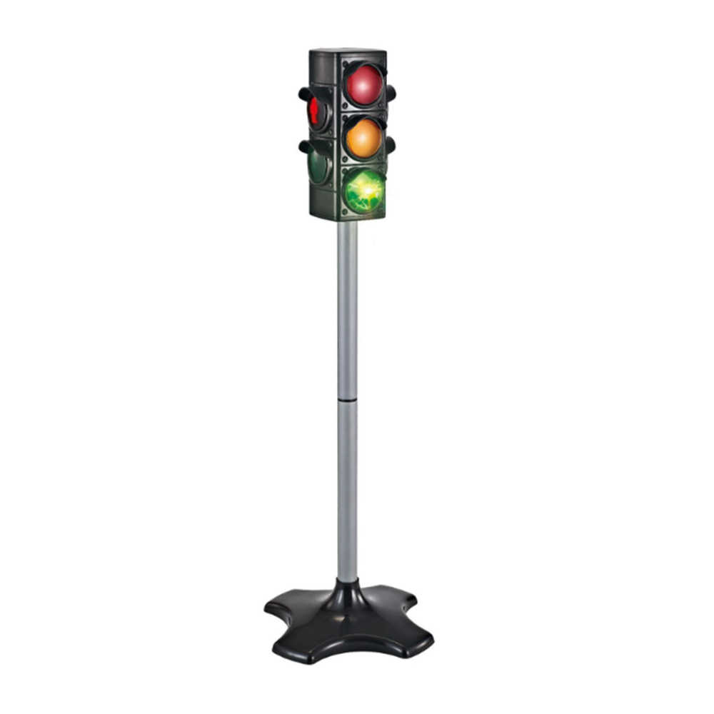 Educational Traffic Equipment Light Tool Children Safety Crossing Road Toys Traffic Signal Toy Early Childhood Educational Toys