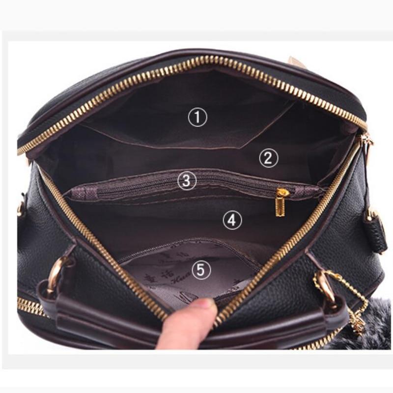 5-1bolsas para mulheres bolsas de couro Bolsas bolsa feminina de ombro bolsa feminina