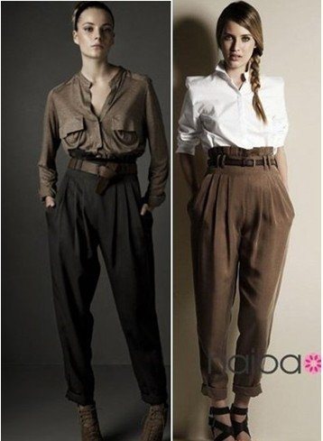 3f7e4db54 MISS COLOR lady s casual pants women s fashion pants-in Pants ...