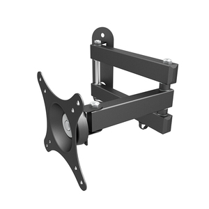 Image 5 - Universal LCD LED TV  Wall Mount PC Monitor TV Holder Rotated TV Wall Bracket Tilt Swivel Plasma TV Wall Holder