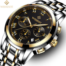 Fashion Stainless Steel XFCS Mens Watches 2018 Luxury Brand Casual Geneva Quartz Wrist Watch Male Clock Relogio Masculino Gift top brand women luxury stainless steel band analog quartz round convex wrist watch watches clock relogios xfcs saat uhren gift