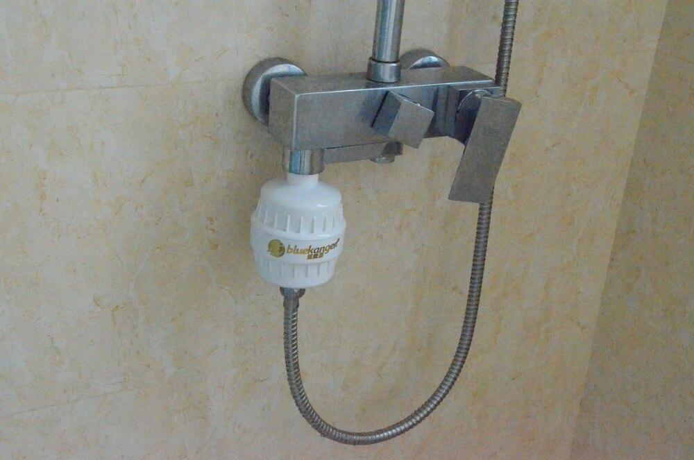 Душ без хлора спа/фильтр для душа/спа фильтр/душ фильтр с комбинированным углеродом/KDF/кальция материал, чтобы предложить уход за кожей