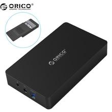 ORICO 3569S3 3 5 inch Hard disk box Sata 3 0 USB 3 0 HDD Case