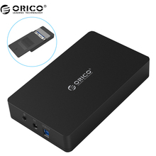 Orico 3569s3 3,5 zoll festplatte box sata 3,0 usb 3.0 hdd fall werkzeug-freies unterstützung uasp protokolle orico festplattengehäuse