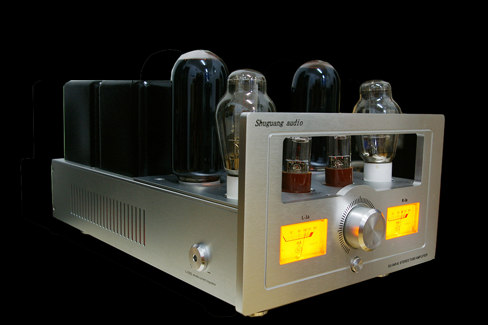 High-grade 300B Transformer Push 845 Tube Amp HIFI Pure Class A Single-ended Tube Amplifier High-power Amplifier 21W+21W music hall pure handmade hi fi psvane 300b tube amplifier audio stereo dual channel single ended amp 8w 2 finished product