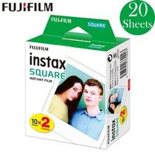 Fujifilm 2018 новая Fujifilm Instax Square Instant 20 пленка для фотокамеры Fuji SQ10 SP3