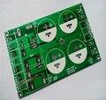 Placa de alimentação do retificador de ponte dupla PCB para LM3886 TDA7293 TDA7294 amplificador