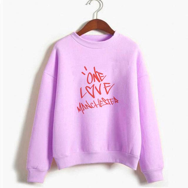 ONE LOVE MANCHESTER SWEATSHIRT (4 VARIAN)