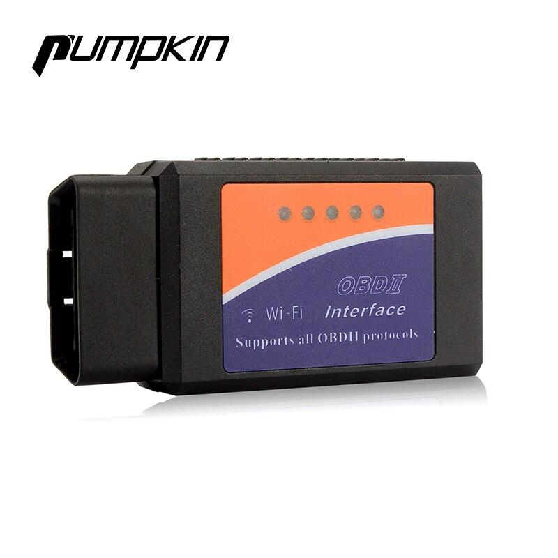 Pumpkin Wifi Interface OBD2 OBDII Auto Diagnostic Auto Scanner - Auto-elektronica