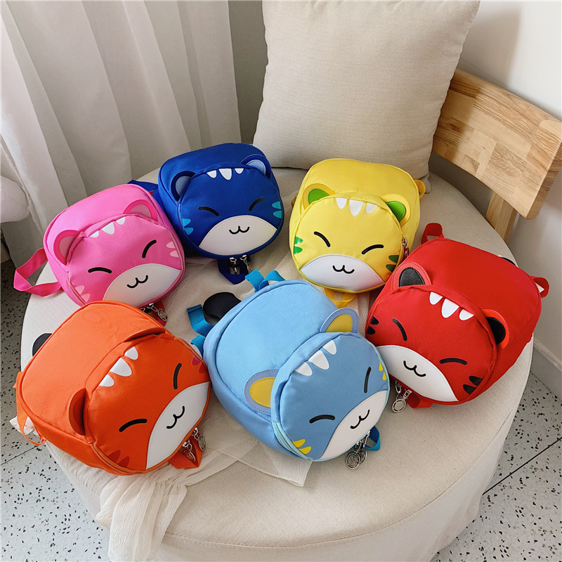 Lovely Cartoon Kids Children Anti-lost School Backpack Kindergarten Bag Waterproof Travel School Bags For Girls Boys