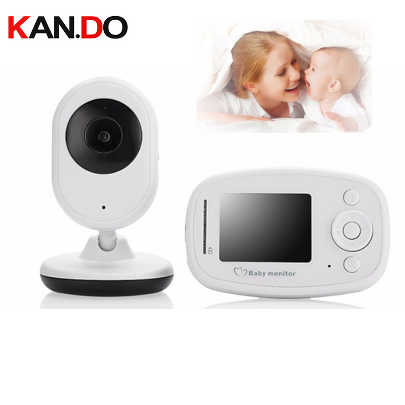 Wireless baby sleep monitor With Camera Infant Radio Babysitter Digital Video Night Vision Temperature Display Radio Nanny