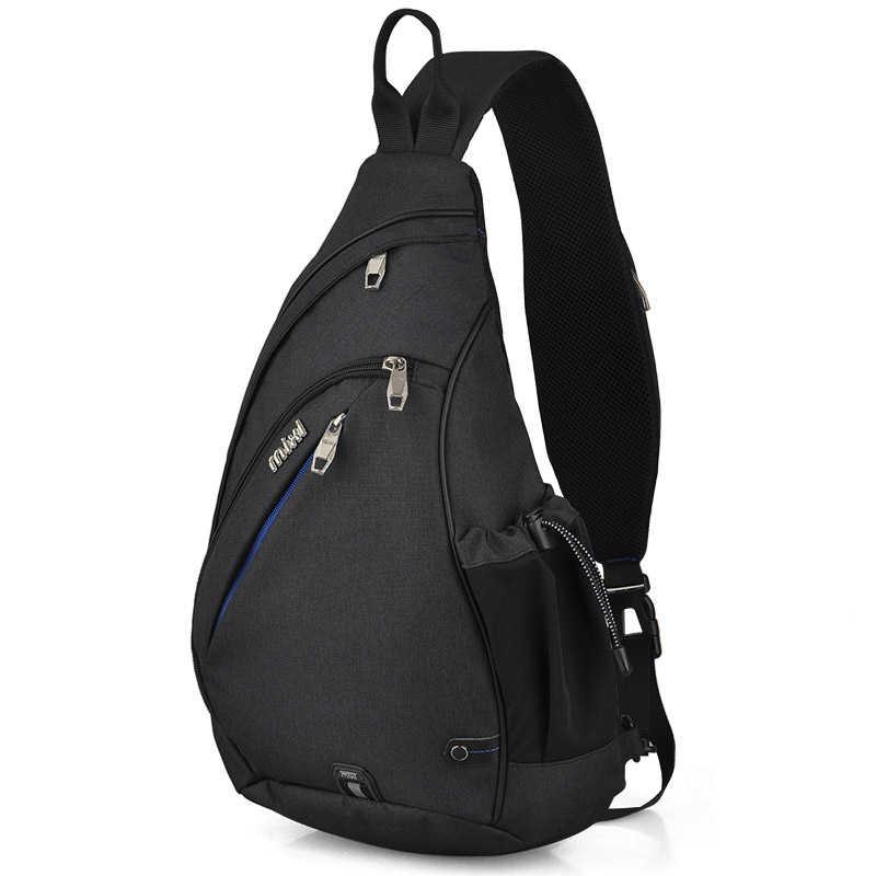 016fc785d2b0 Mixi Men Backpack One Shoulder Bag Boys Student School Bag ...