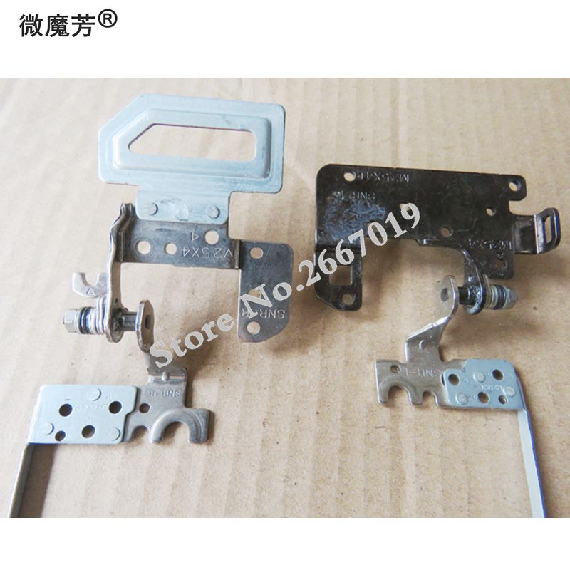Screen Hinges For Acer E5-571 E5-571G E5-511 E5-521 E5-531 E5-551 E5-571 V3-572