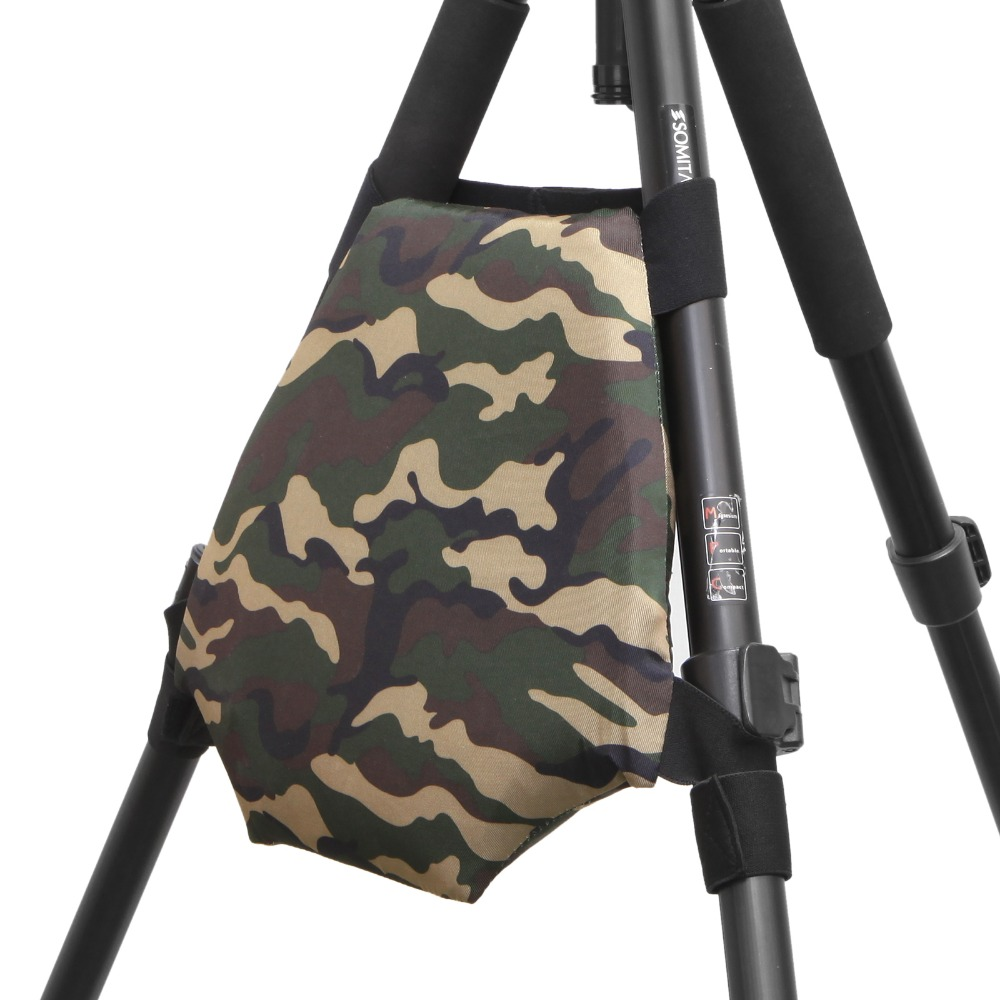 Camera Tripod Shoulder Protection Pad mat cushion Soft For carrying tripod camera lens for shoulder support