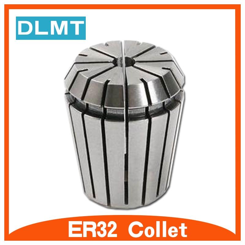 ER32 1 pièces 1mm-20mm 3.175mm pince mandrin pour Moteur de Broche Gravure Broyage Fraisage Taraudage