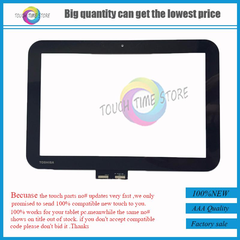 Prix pour NOUVEAU haute qualité écran tactile Digitizer Remplacement POUR Toshiba Excite Pro At10le-a-109/At10le-a-108 At10 livraison gratuite