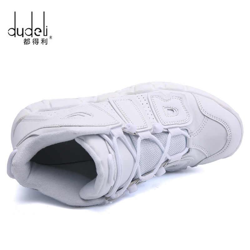 0682d0caf1a ... DUDELI Men Air More Basketball sho Jordan shoes tenis masculino adulto  Outdoor Sport Shoes Basketball Shoes ...