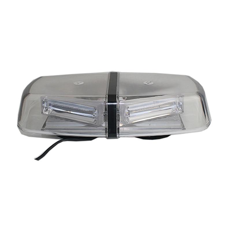 Lampe d'avertissement de Flash de lumière de stroboscope de secours de toit de voiture de l'épi 72 W pour l'ambulance de Police de véhicules d'enginnering 12 V