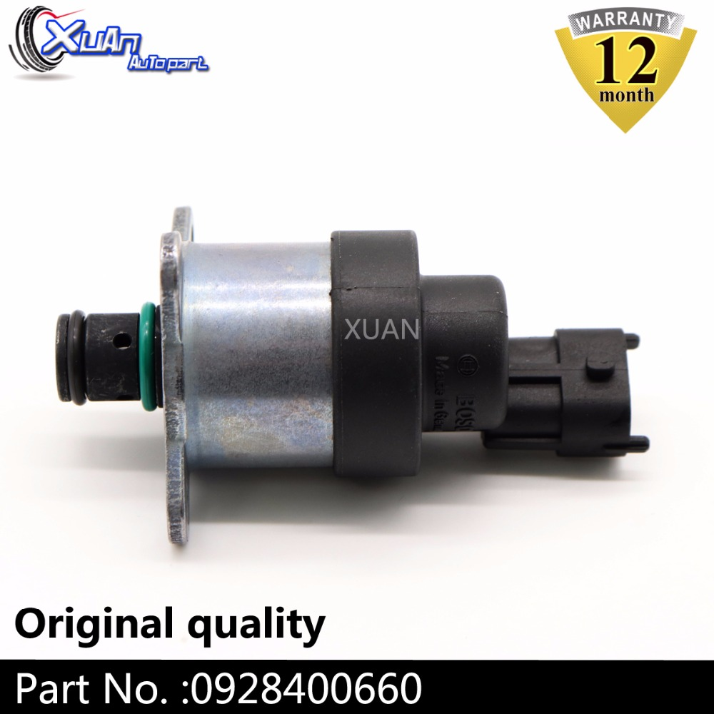 XUAN 0928400660 High Pressure Fuel Pump Regulator Suction Control SCV Valve For Chrysler Voyager Pt Cruiser Jeep Liberty Cheroke
