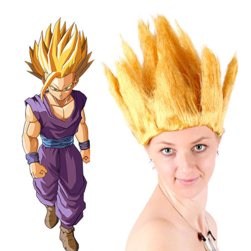 Goku Cosplay Wigs Dragon Balls Super Saiyan Cosplay wig