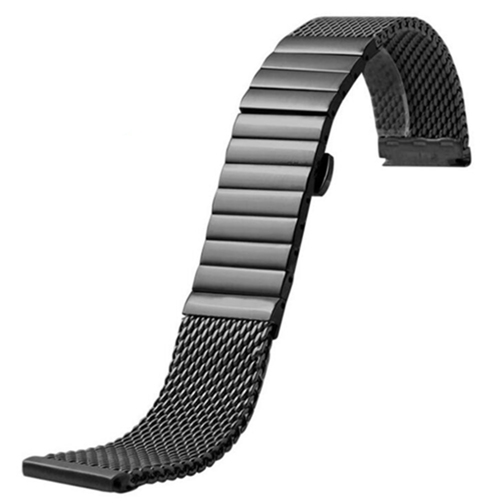 18 20 22 24 MM For IW Pilot Stainless Steel Time Walker Watchband Mesh Bracelet Strap Replacement Wrist Milan Watch Band18 20 22 24 MM For IW Pilot Stainless Steel Time Walker Watchband Mesh Bracelet Strap Replacement Wrist Milan Watch Band