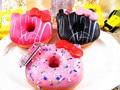 1 шт. Лицензированные Sanrio 10 см Джамбо Hello Kitty Пончики Squishy Сладкий ролл Сотовый Телефон Ремни Подвески Брелок С Бирками Большой продажа