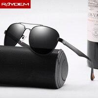 2018 raydem Óculos Продвижение Классические очки поляризованные Для мужчин покрытие вождения солнцезащитные очки аксессуары Shades