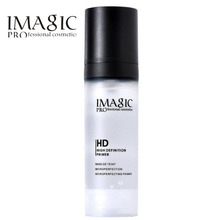 IMAGIC High Definition Pores Invisible Makeup Base Face Primer Charm Moisture Foundation Liquid Smooth Concealer Pre-makeup