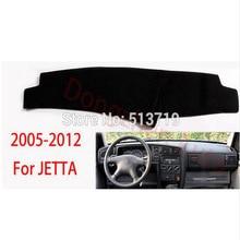 RHD Right Hand Drive Приборной Панели Автомобиля Избегайте Свет Pad Платформенного чехла Коврик Ковры Для Volkswagen VW Jetta 2005-2012