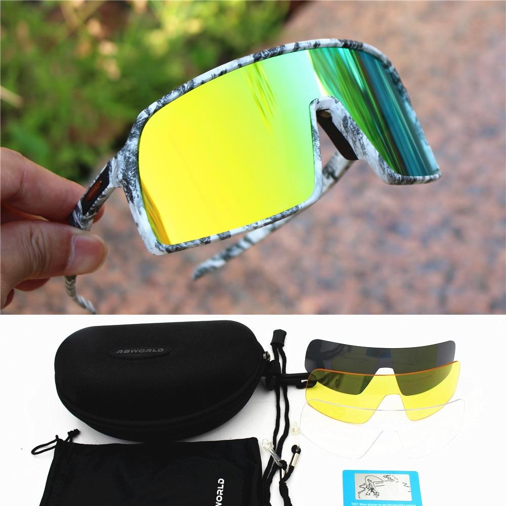 Sutro Goggles Polarized Cycling Sunglasses Men Sport Road Mtb Mountain Bike Glasses Bicycle Eyewear Sun Gafas Ciclismo JBR