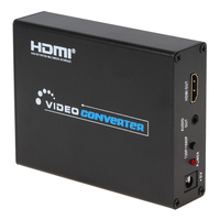 input video systems NTSC/PAL/SECAM Digital Noise Reduction 1080p HDMI to Scart converter for video/YC//RGB images on HDTV's
