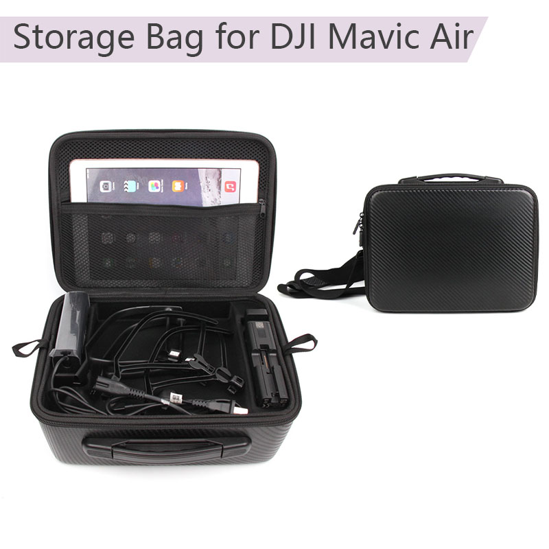 Storage Bag Carrying Case for DJI Mavic Air Drone Portable Handheld Box for Mavic Air Protective Transport Waterproof Bag