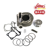 180cc GY6 Big Bore High Performance Cylinder Kits For 125cc 150cc 61mm For Scooter ATV Go